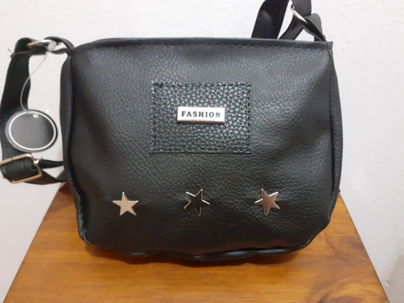 Cartera Morral Fashion Art 112 Cuerina.