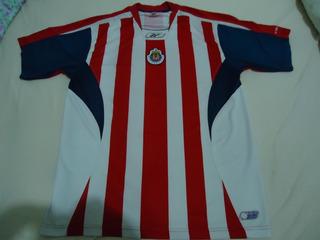 Reebok - Camisa Do Chivas Guadalajara - Tam L - Original