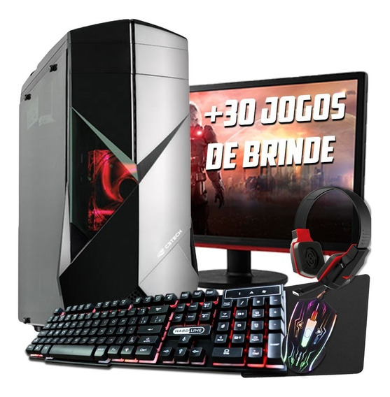 Pc Gamer Intel/ Core I5/ 8gb/ 1tb/ Geforce Gt1030