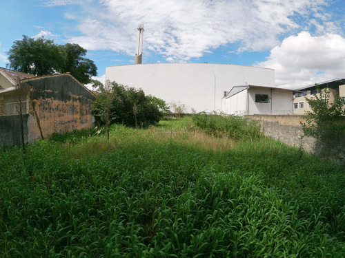 Terreno À Venda Com 961m² Por R$ 1.900.000,00 No Bairro Água Verde - Curitiba / Pr - Te0084