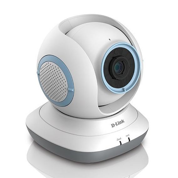D-link Cámara De Seguridad Wifi Babycam Dcs-855l