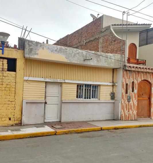 Casa En Puerto Salaverry, Único Dueño, 1piso,2cuartos,2baños