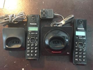 Teléfono Inalámbrico Con Extensión Mca. Panasonic