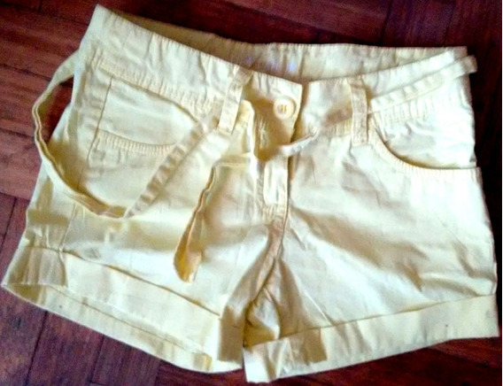 Short Pantalón Corto Zara - Gap - Tom Tailor (alemania) T 0/12 Caba