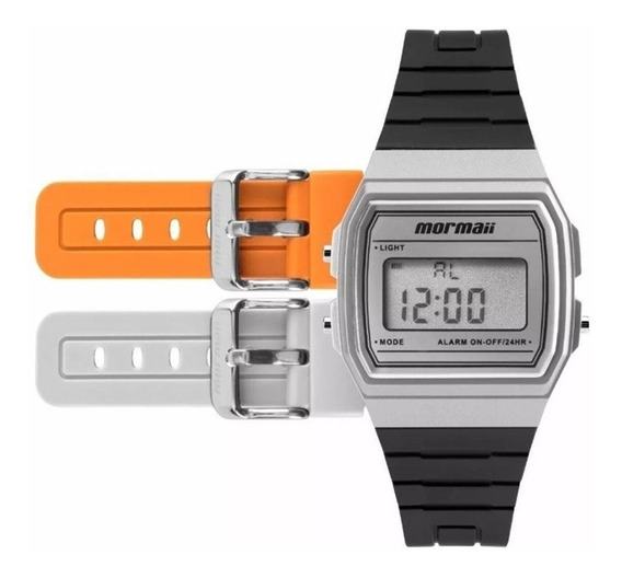 Relógio Mormaii Maui Unisex Mojh02ag/8k