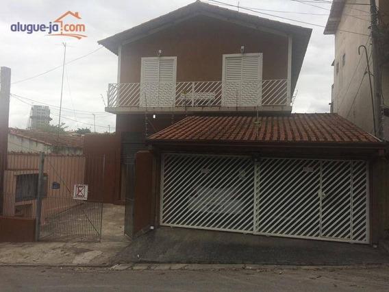 Casa Com 3 Dormitórios À Venda, Jardim Uirá - São José Dos Campos/sp - Ca1736