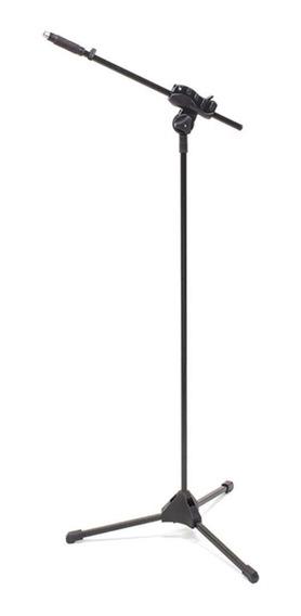 Pedestal Suporte Para Microfone Ibox Hmx Estante Girafa