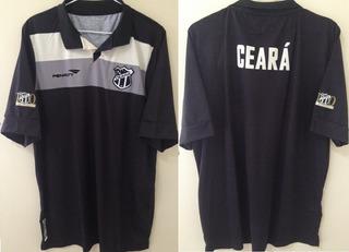 Camisa Ceará Penalty 2014 Polo Viagem Tam Gg Perfeito Estado