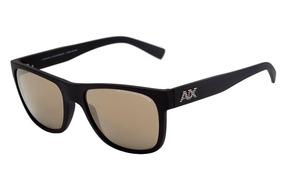 8b5656a42 Armani Exchange Ax 4008 L - Óculos De Sol 80785a Preto Fosco