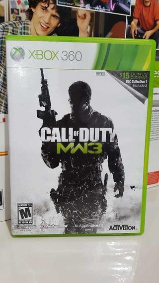 Call Of Duty Modern Warfare 3 Xbox 360 Midia Física Cod Mw3