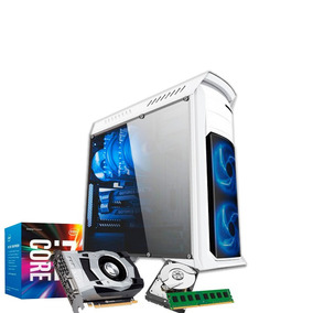 Pc Gamer I7 3770, 32gb, Hd 1tb, Ssd 240gb, 4gb 1050 Gtx Ti