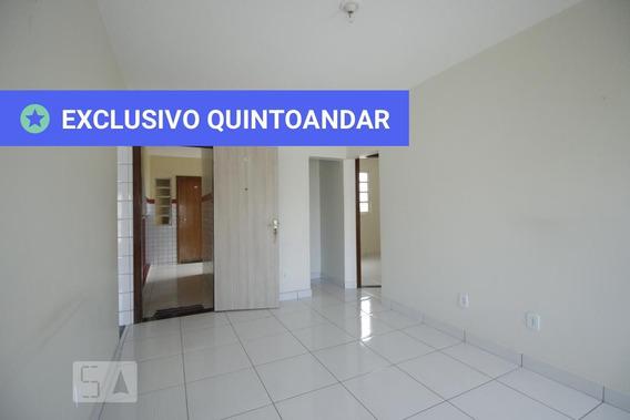 Apartamento No 1º Andar Com 2 Dormitórios E 1 Garagem - Id: 892974500 - 274500