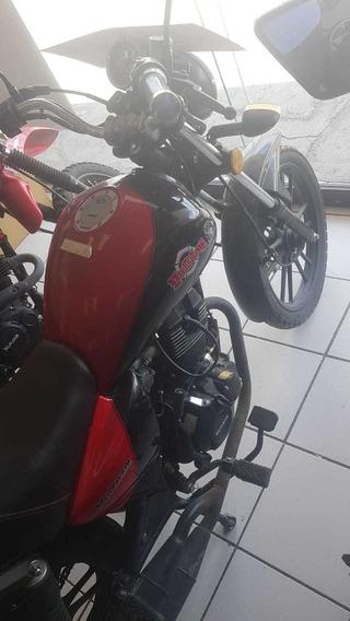 Bulldog Kurazai 2018 170cc