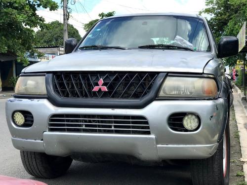 Mitsubishi Montero Sport 4x4