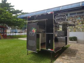 Trailer Food Truck - Completíssimo!