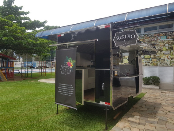 Trailer Food Truck *** Aceito Troca ***