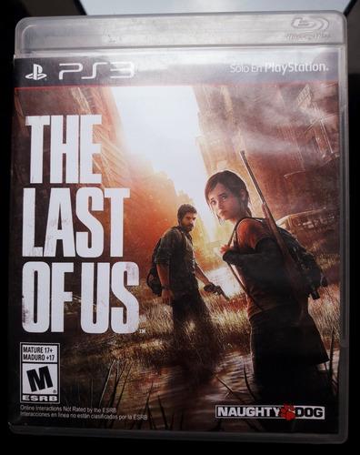 The Last Of Us Juego De Ps3