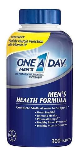Multivitaminico One A Day Para Hombre 300tabletas
