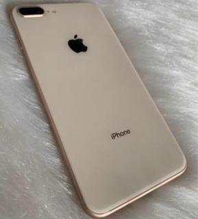 iPhone 8 Plus 64, Na Garantia, Desbloqueado+2 Brindes