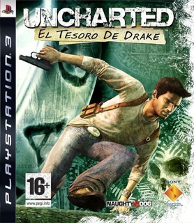 Uncharted Drakes Fortune ~ Ps3 Digital Español