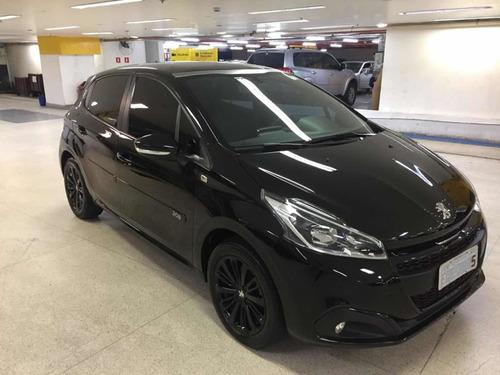 Peugeot 208 2017 1.6 16v Sport Flex 5p