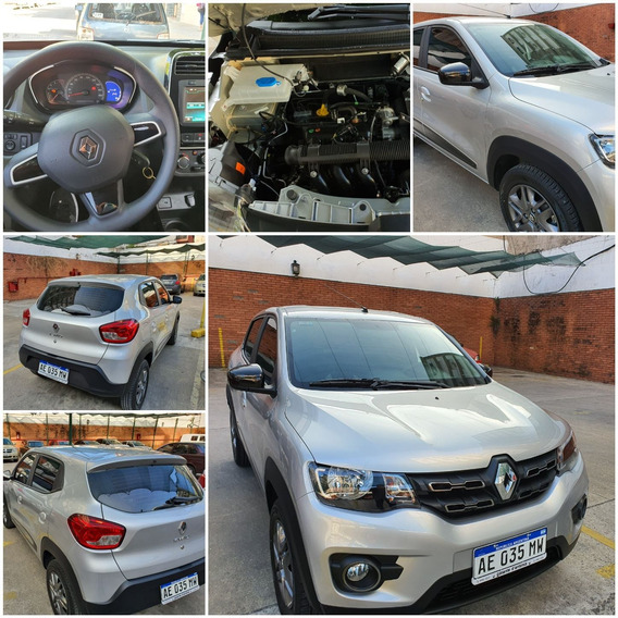 Renault Kwid 2020 1.0 Sce 66cv Iconic