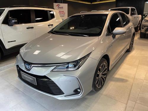 Toyota Corolla Hybrid Seg Cvt 2021 Cassano Automobili