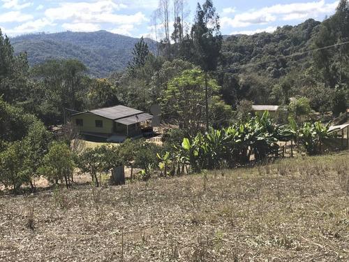 Chácara A Venda No Bairro Centro Em Bocaiúva Do Sul - Pr.  - 470-1