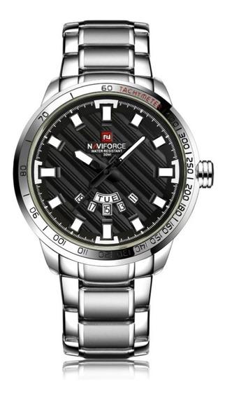 Relógio Masculino Naviforce Importado De Luxo 2018