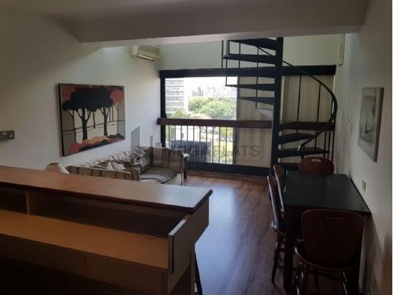 03035 - Flat 1 Dorm. (1 Suíte), Bela Vista - São Paulo/sp - 3035