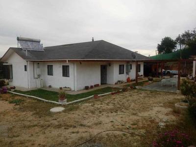 Amplio Casa En Parcela En Limache