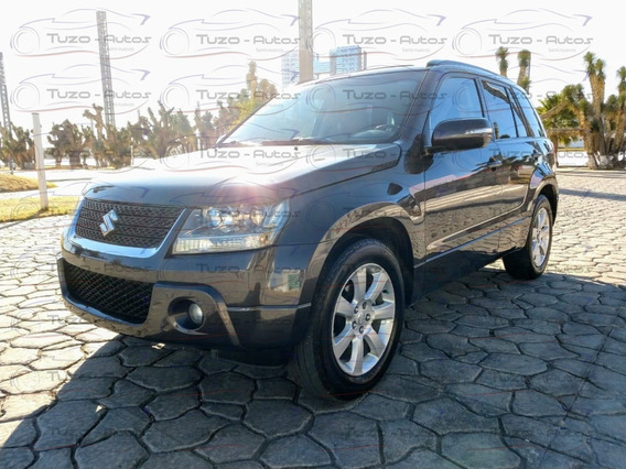 Suzuki Grand Vitara 2.4 Gls L4 Piel Qc Cd 4x4 At 2012