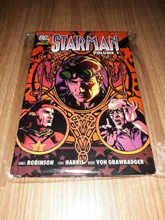 Hq Starman-volume 1 - Panini (seminovo)