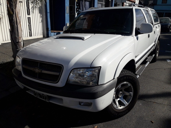 Chevrolet S10 2006 2.8 4x4 Dc Dlx