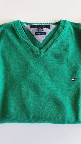 Pullover Sweater Marca Tommy Hilfiger Talle L, 2 Colores.