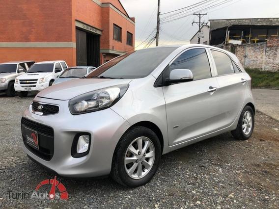 Kia Picanto Ion 1.250 2017 Aut
