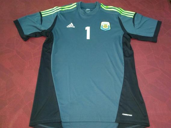 Camiseta Afa Argentina Formotion Arquero Utileria