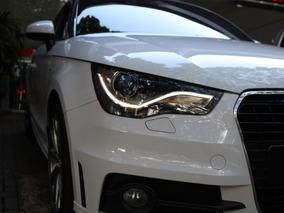 Audi A1 1.4 180cv 2013 Branco Gasolina