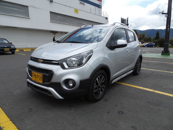 Chevrolet Spark Gt Active Crossover Fe 1.2