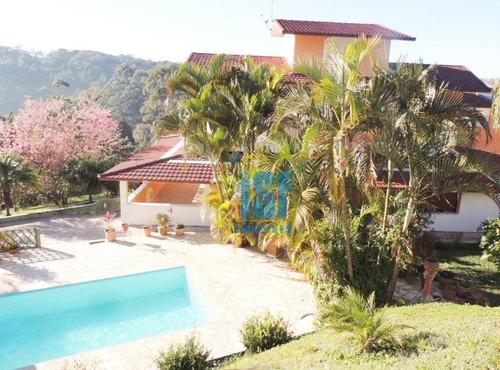 Chácara Com 6 Dormitórios À Venda, 5000 M² Por R$ 1.000.000 - Sorocamirim - Ibiúna/sp - Ch0011. - Ch0011