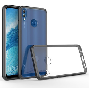 Capa Huawei Honor 8x Anti Impacto+pelicula Full Cover Vidro