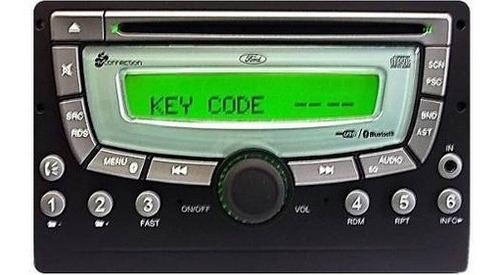 Imagem 1 de 1 de Código Rádio Ford Ecosport/fiesta/ka/ Desbloqueio