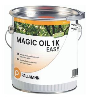 Aceite Int. Pallmann Magic Oil 1k Pisos De Madera 1 Lts