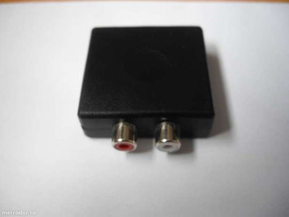 Conector Audio Video Para Home Thater 5.1 Am 21-95