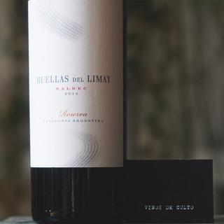 Vino Huellas Del Limay Malbec Reserva 2014