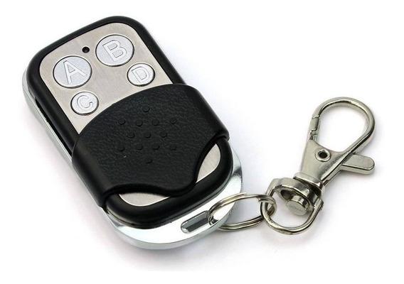 Controle Remoto Copiador De 433mhz Para Módulo Relé Rf