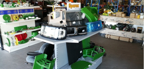 Repuestos Tractor John Deere Amplio Stock