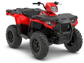 Sportman 570 Indy Red