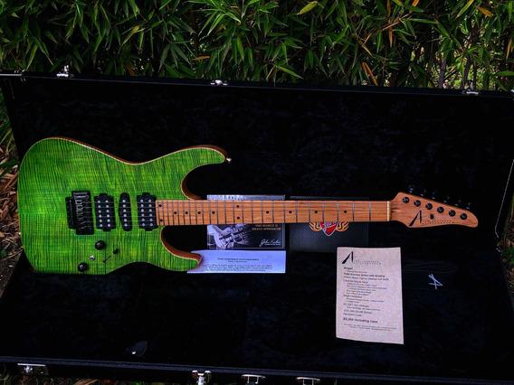 Guitarra Eléctrica Tom Anderson Gibson Fender Suhr