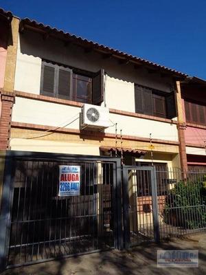 Casa Com 3 Dormitórios Para Alugar, 129 M² Por R$ 1.780 - Nonoai - Porto Alegre/rs - Ca0285